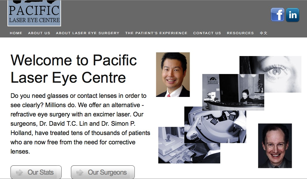 Laser eye surgery in Vancouver pt 2