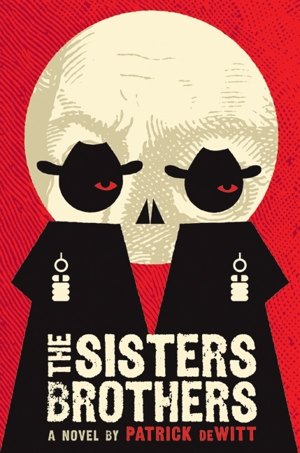 The Sisters Brothers by Patrick DeWitt book cover