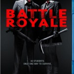 Battle Royale Blu-ray cover