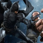 Batman versus Bane The Dark Knight Rises