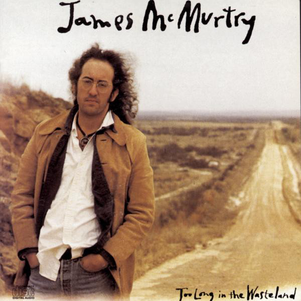 My interview with James McMurtry