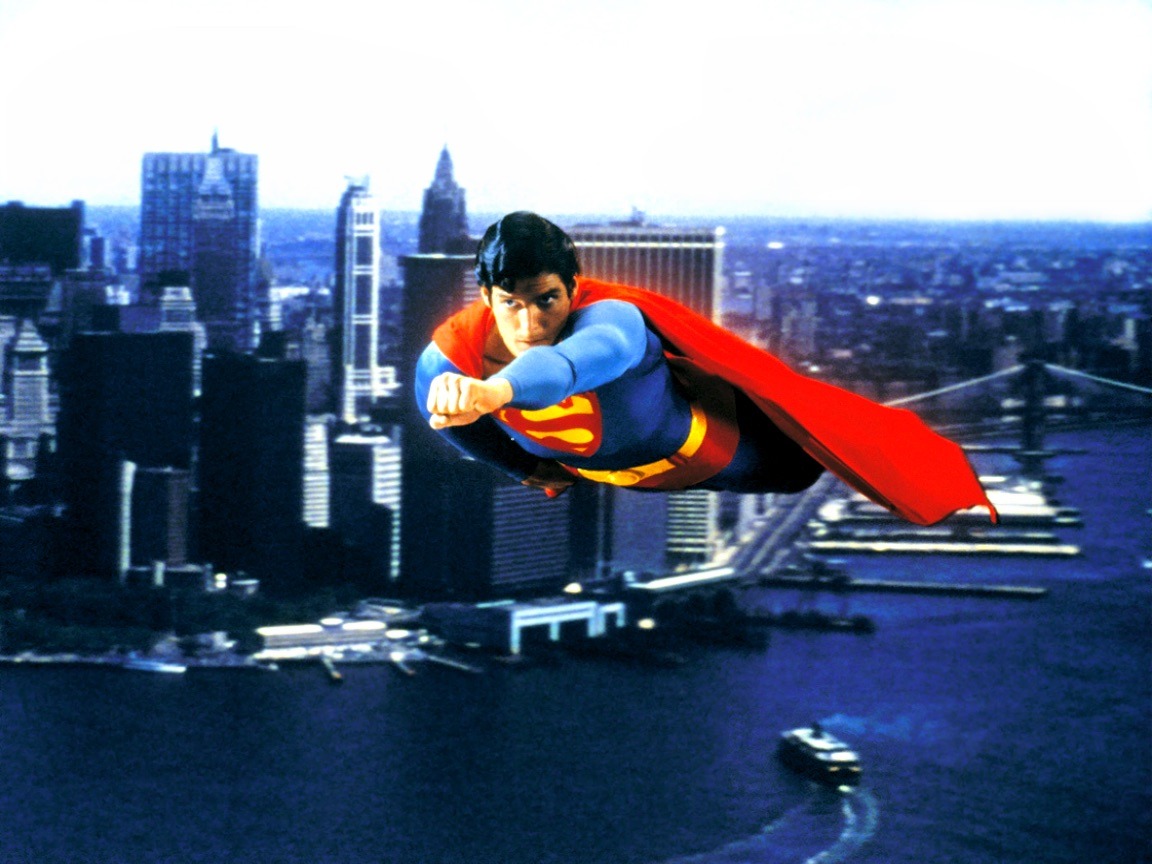 Five fun facts/rumours about the 1978 Superman movie
