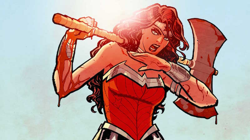 Five things I loved about Absolute Wonder Woman