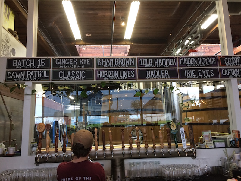 Bellingham Beer Week 2017 - 24 hours of American craft beer