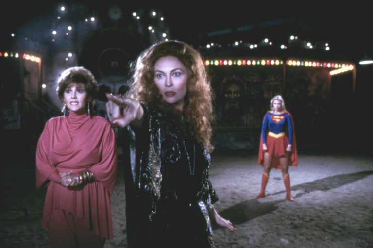 1984 Supergirl movie
