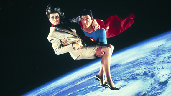 Legendary in its awfulness, Superman IV does have an aerobics scene though