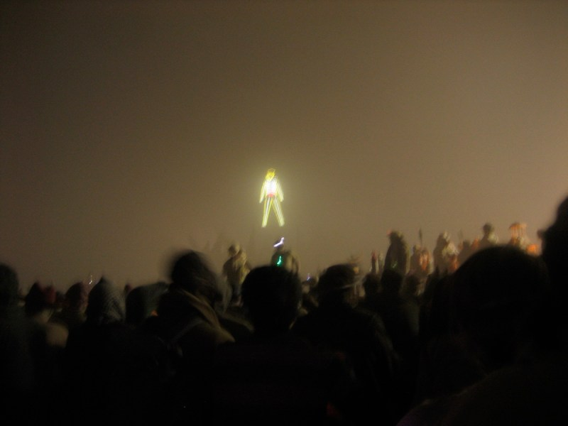 Burning Man diary part four