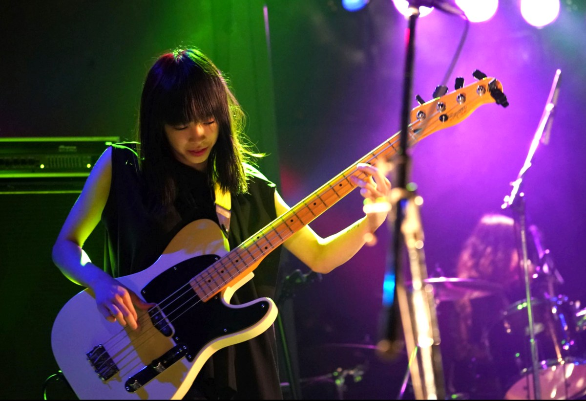 6 amazing Japanese bands, a once-in-a-lifetime chance and a bargain price