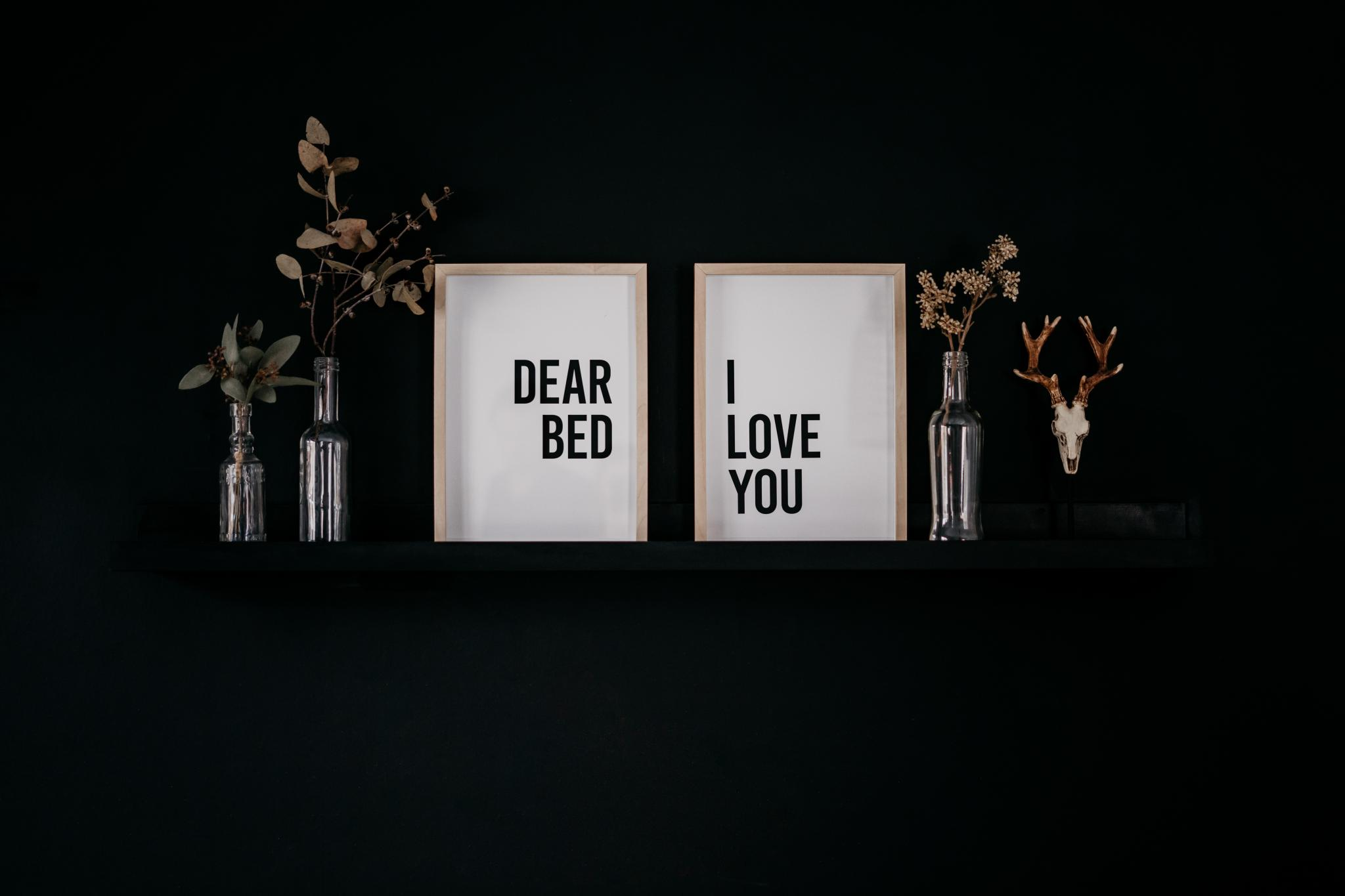 Nordic Homestory boho bedroom