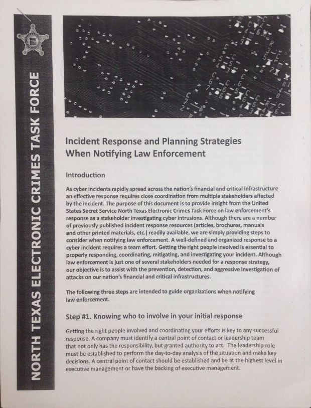 Incident Response and Planning Strategies-p1