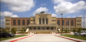 Collin County, Texas Courthouse