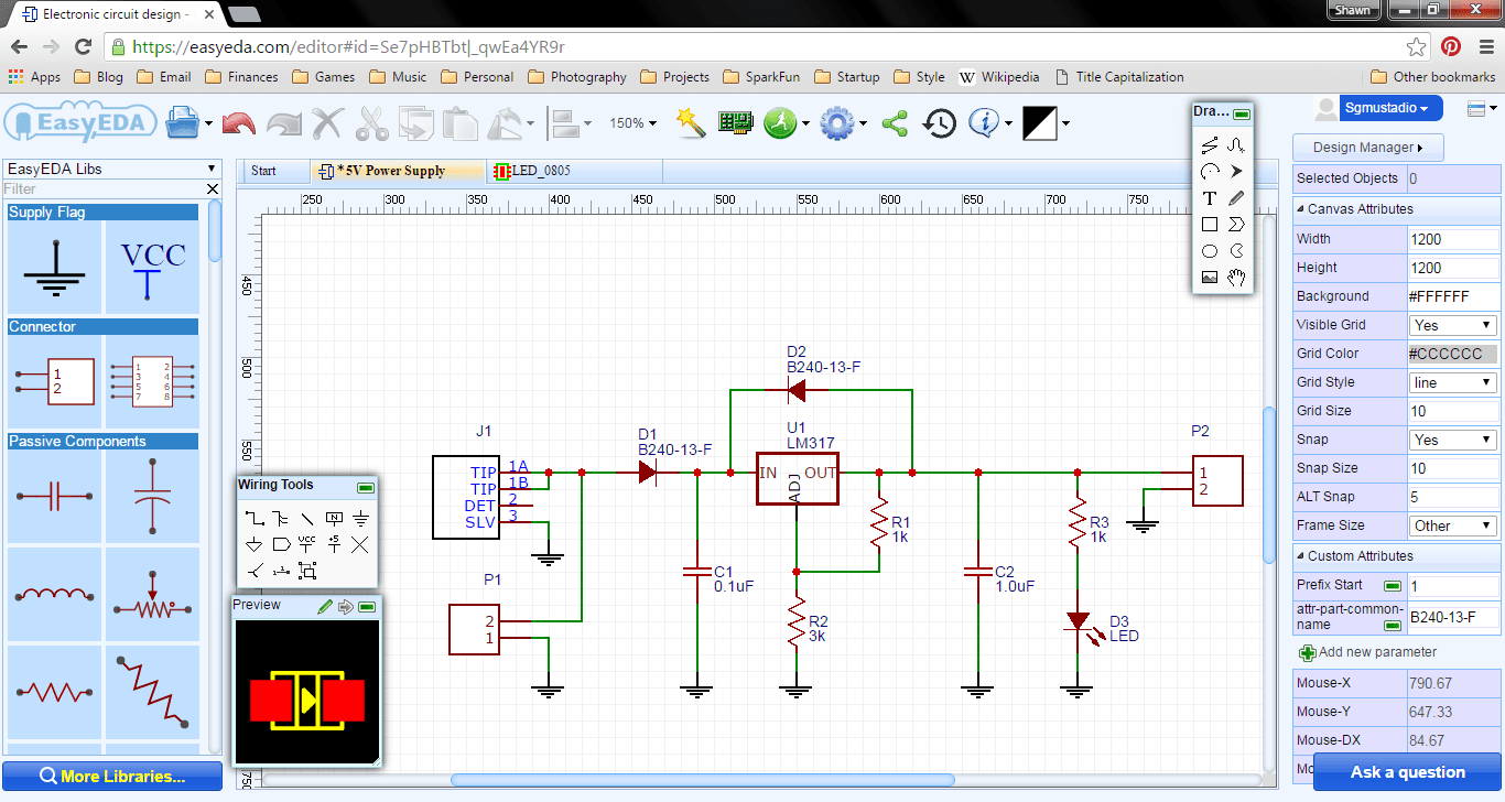 hight resolution of wiring up the schematic