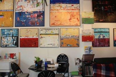 artists studio leonard cohen album