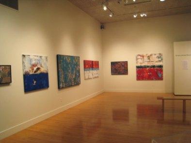 modern painting exhibit bloomington art center