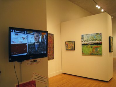 shawn mcnulty abstract art interview video installation