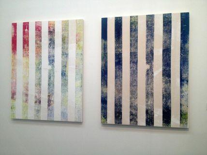 Art Israel Lund Stripes Paintings
