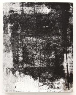 Israel Lund Black White Art Canvas