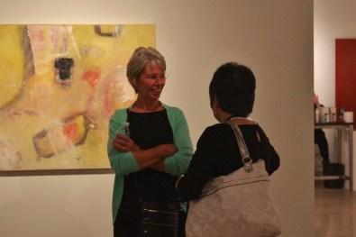 art show conversations modern painters
