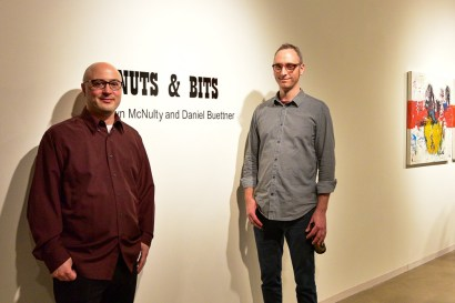 Artists Shawn McNulty Daniel Buettner