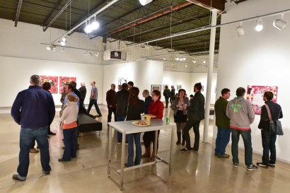 Shawn McNulty Art Exhibition Opening Reception Minneapolis