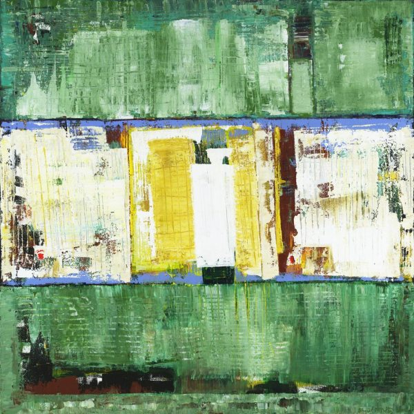 The Weight Band Art Abstract Painting