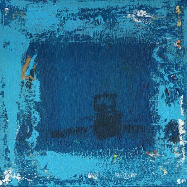 Commodore Lionel Richie Blue Artwork