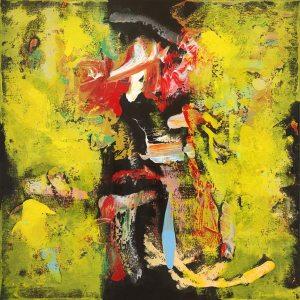Crash Bandicoot Powerful Composition Abstract Artwork