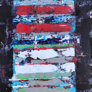 Pillars Of Creation Raw Image Artwork