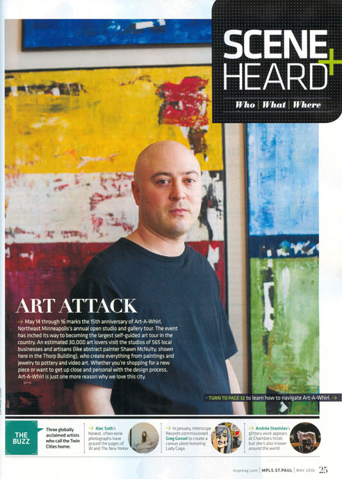 Minneapolis Stpaul Magazine