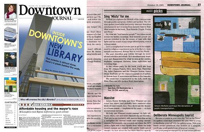 Mpls Downtown Journal Mass Transit