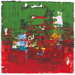 Rhizome Definition Red Green Artwork Modern