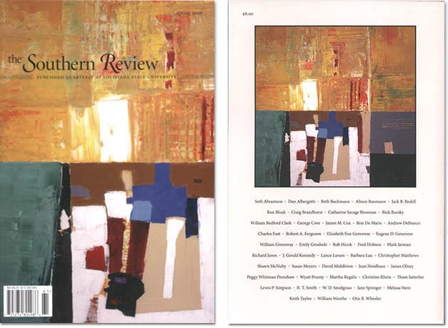 Southern Review Spring 2006