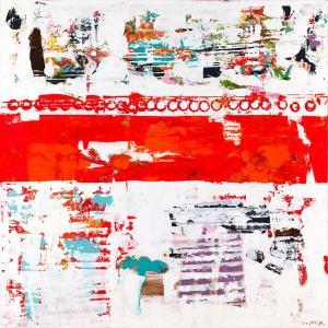 The Chain Fleetwood Mac Abstract Art