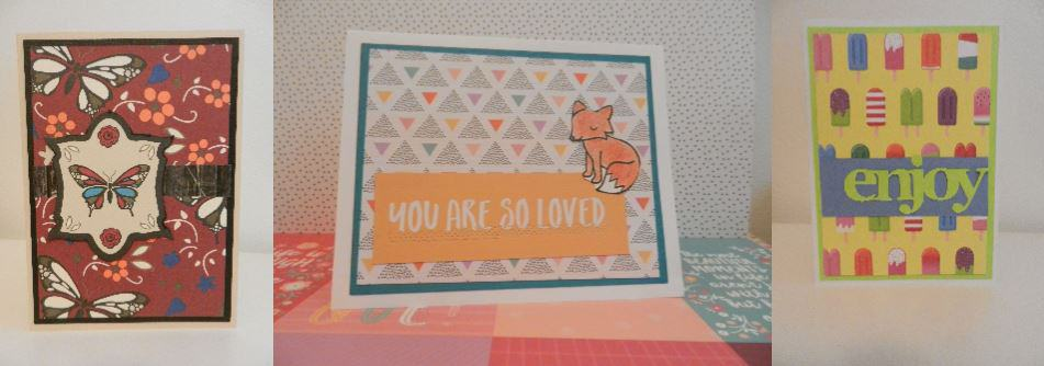 Making cards in Cricut Design Space