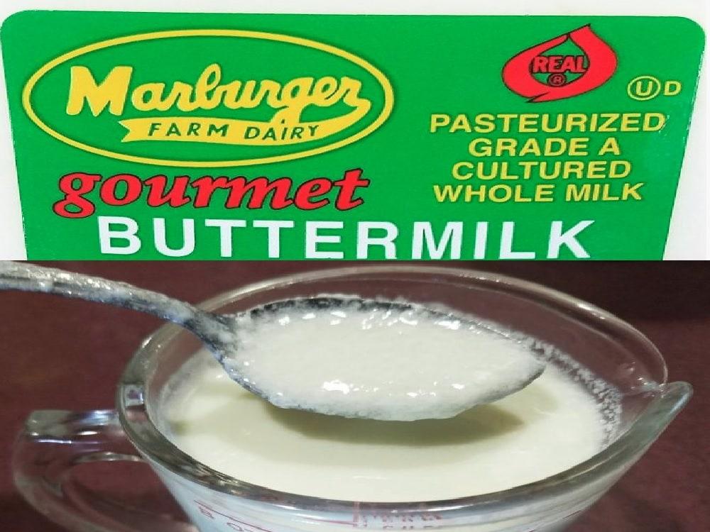 Sour Milk vs Buttermilk - Shawn On Food