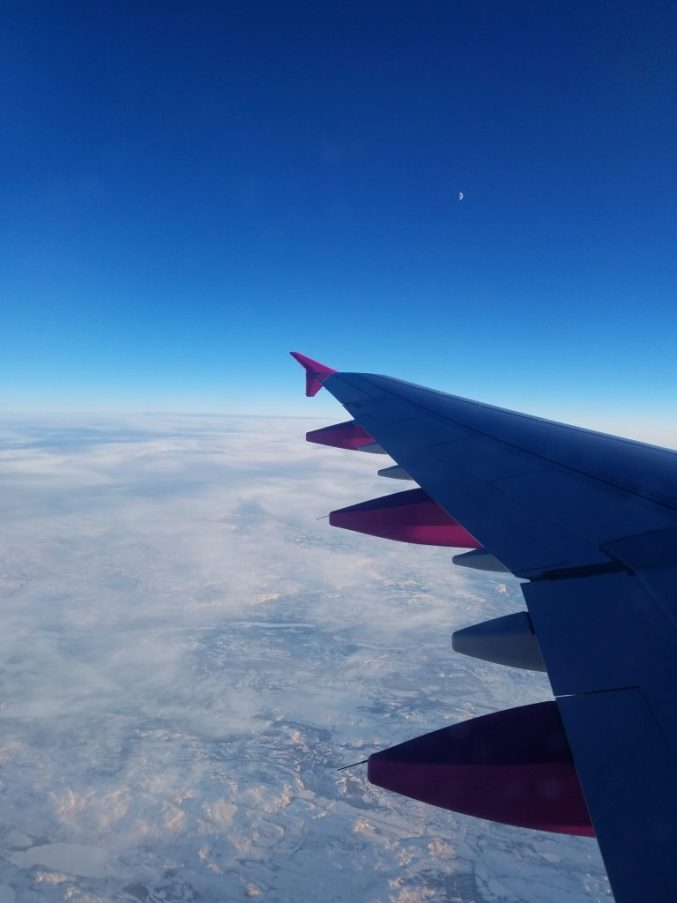 Iceland Greenland Wow Airlines