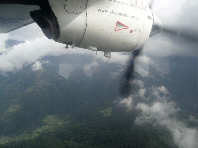 An Australian Plane to Lukla