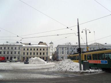 Downtown-Helsinki