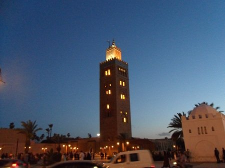 Marrakesh Morocco Old Medina