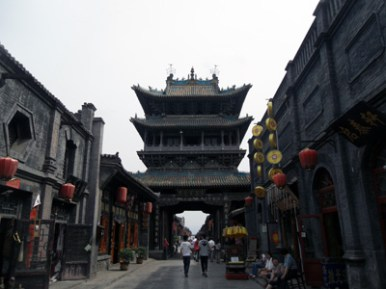 Market Tower, Pingyao, China