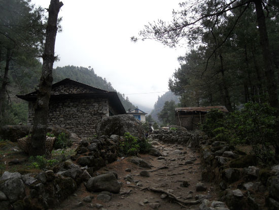 Between Lukla and Monzo
