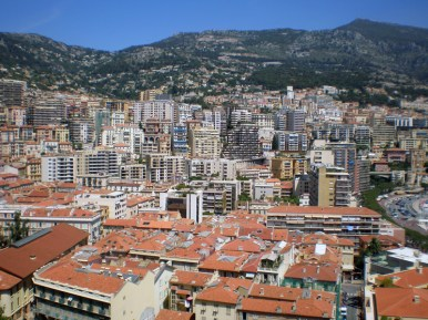 Monaco and France