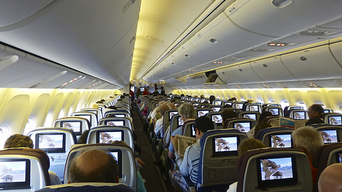 airline seating