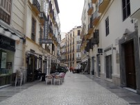Malaga on a Sunday