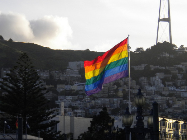 San Francisco Gay Flag GayCities