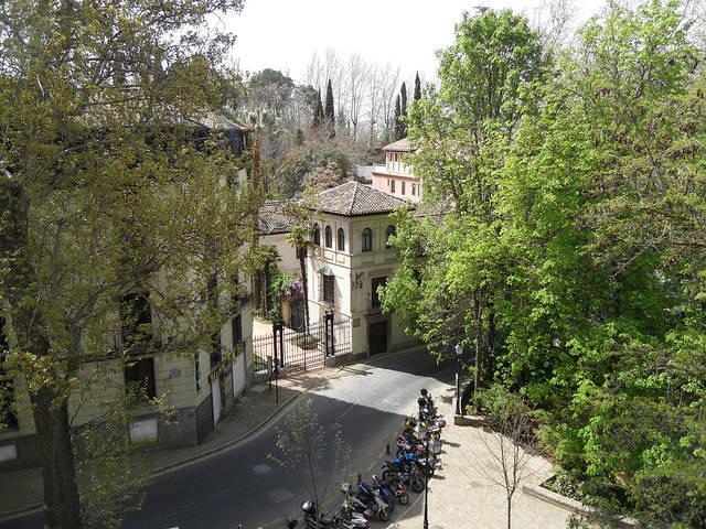 Houses in Granada Spain