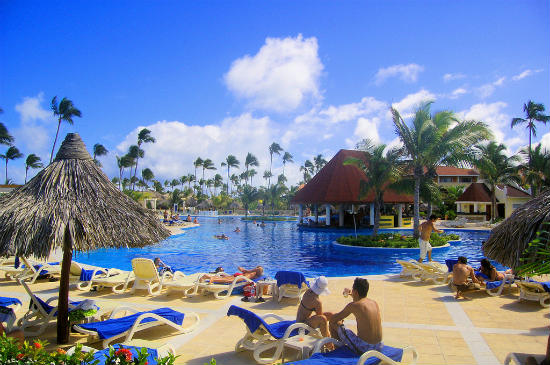Punta Cana Swim Up Bar