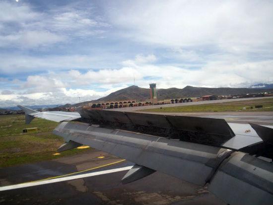 Inca Manco Cápac International Airport
