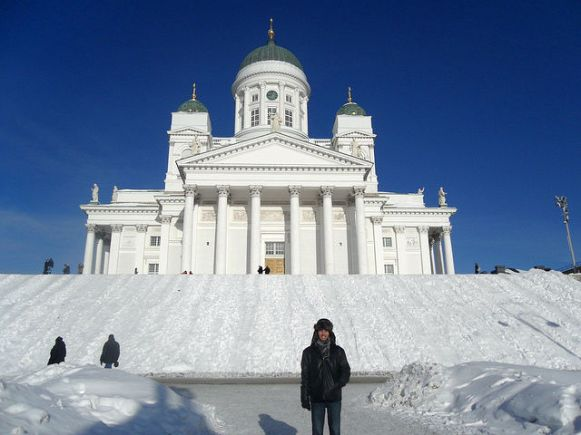 Gay Helsinki - Helsinki Church