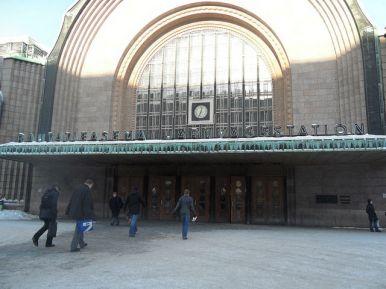 Gay Helsinki - Helsinki Train Station